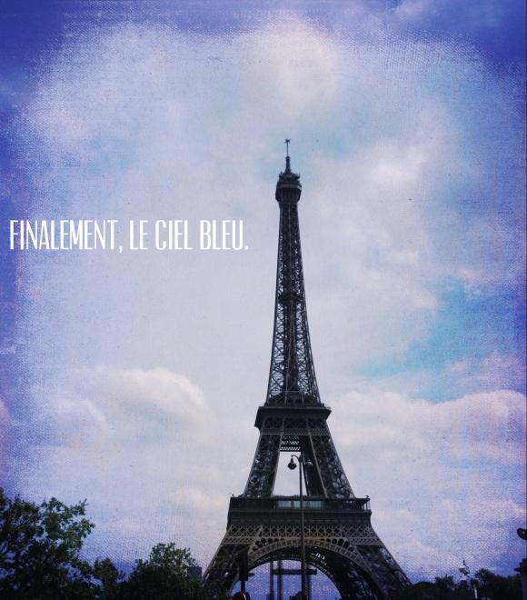 Paris Skies